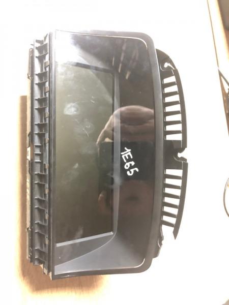 Монитор Bmw 7-Series E65 N62B44 (б/у)