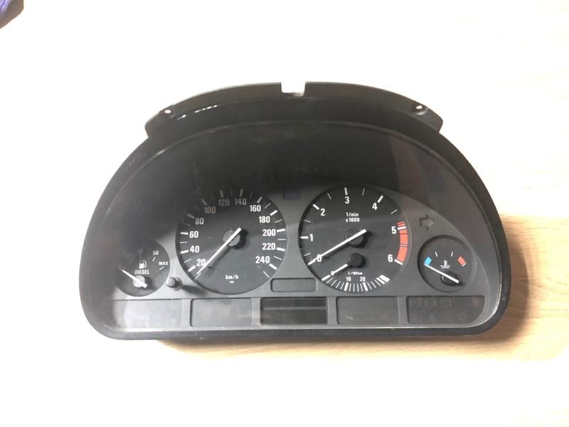 Щиток приборов Bmw 5-Series E39 M52B20 (б/у)