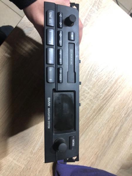 Магнитофон Bmw 3-Series E46 M47D20 1999 (б/у)