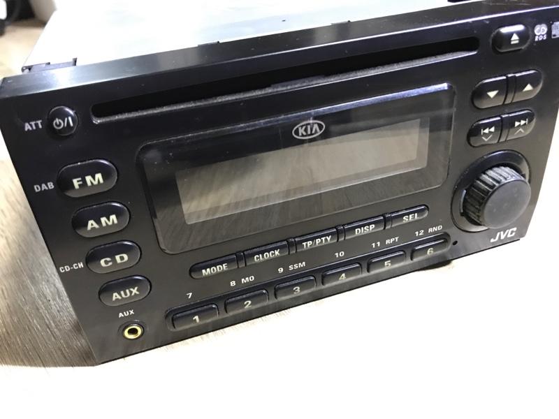 Магнитофон Kia Sorento BL 2.5 CRDI 2007 (б/у)