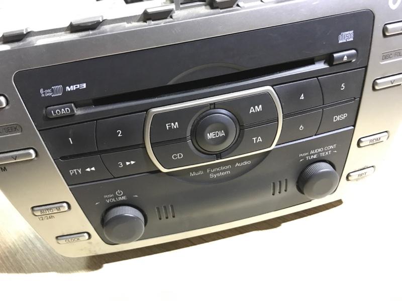 Магнитофон Mazda 6 GH 2.0 RF7J 2008 (б/у)