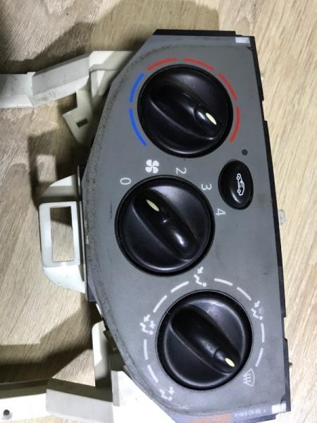 Блок управления печки Opel Vivaro 1.9 D 2007 (б/у)