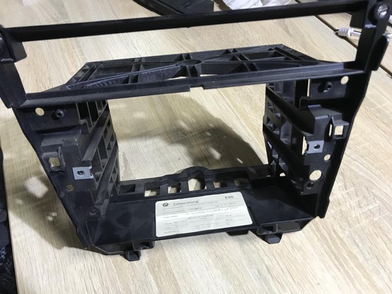 Рамка магнитофона Bmw 5-Series E60 M54B30 (б/у)