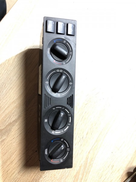 Блок управления климат-контролем Bmw 7-Series E38 M60B30 (б/у)