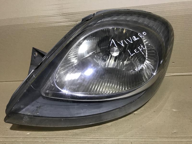 Фара Opel Vivaro 1.9 D 2007 передняя левая (б/у)