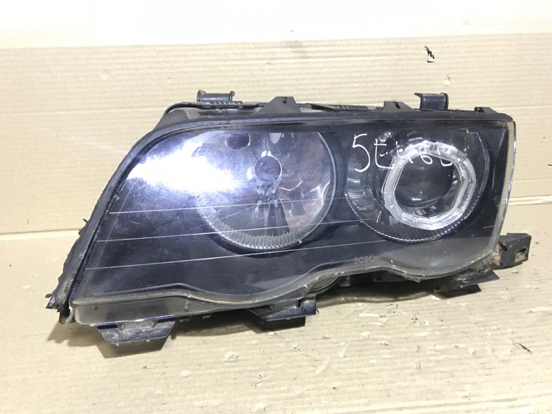 Фара Bmw 3-Series E46 M43B18 передняя левая (б/у)