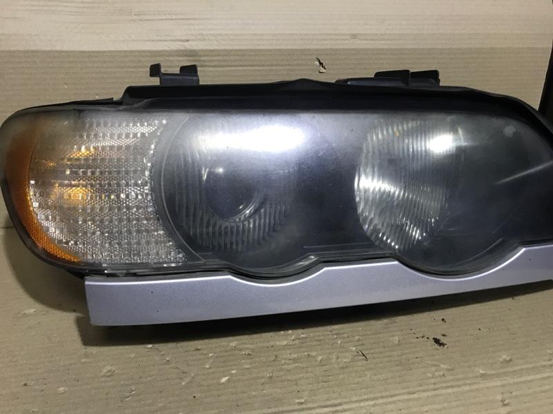 Фара Bmw X5 E53 M62B44 2003 передняя правая (б/у)