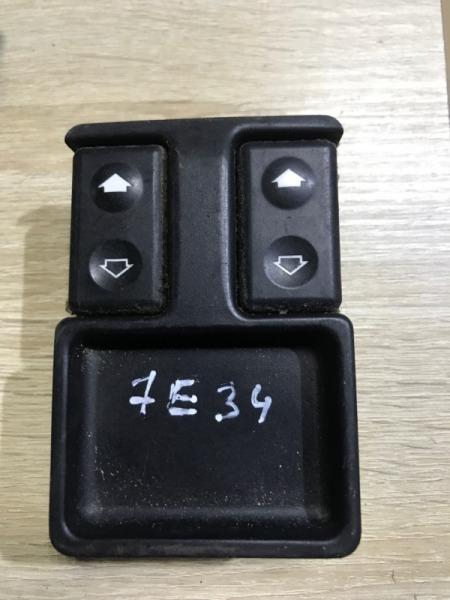 Блок кнопок стеклоподъемников Bmw 5-Series E34 M43B18 1994 (б/у)