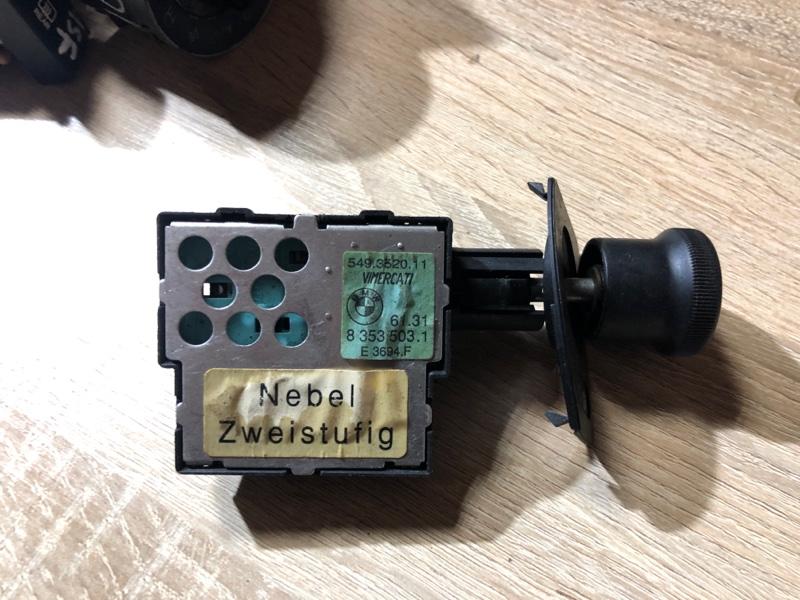 Переключатель света Bmw 3-Series E30 M20B20 (б/у)