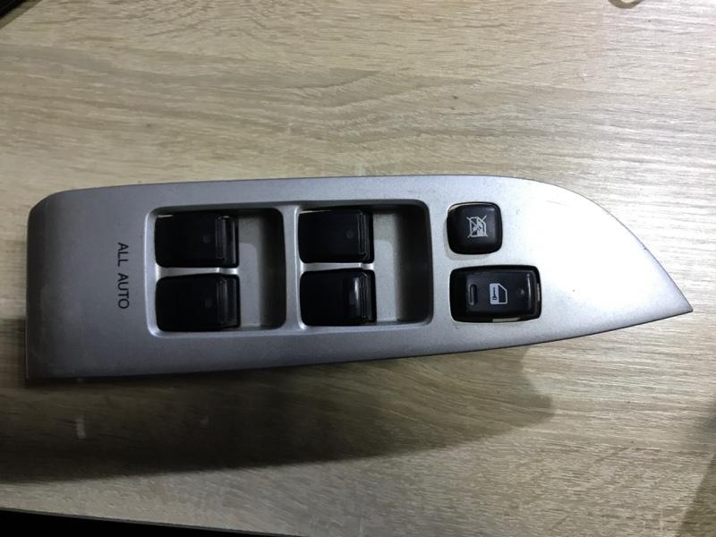 Блок кнопок стеклоподъемников Lexus Rx XU30 3.0 1MZ-FE 2007 (б/у)