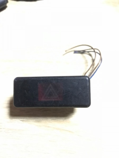 Кнопка аварийной сигнализации Bmw 5-Series E39 M57D30 2001 (б/у)