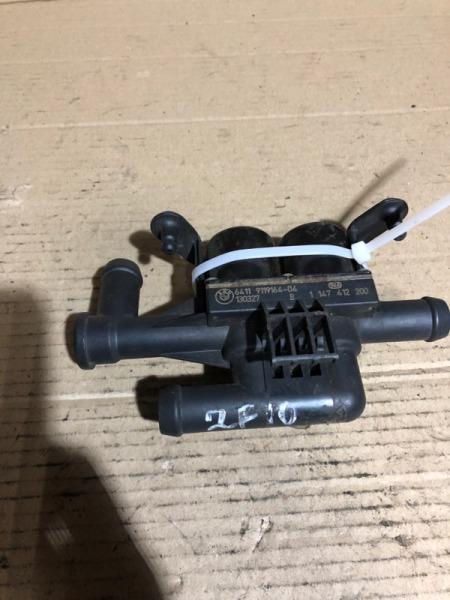 Клапана печки Bmw 5-Series F10 N47D20 2013 (б/у)