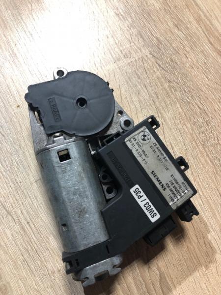 Мотор люка Bmw 5-Series E39 M52B20 (б/у)