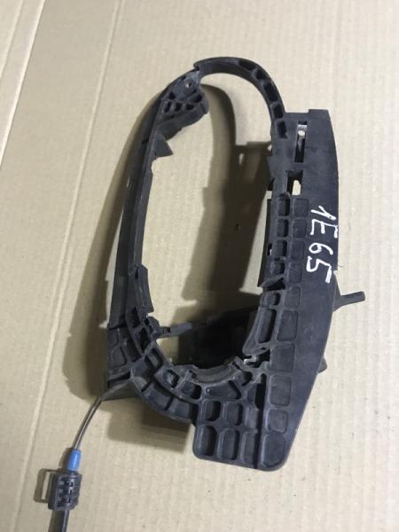 Рамка ручки Bmw 7-Series E65 N62B44 задняя левая (б/у)