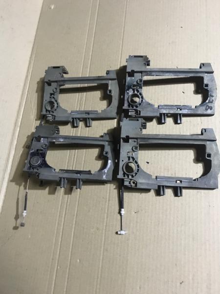Рамка ручки Bmw 7-Series E38 M60B30 передняя правая (б/у)
