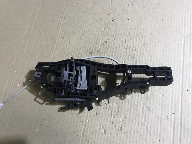 Рамка ручки Bmw 3-Series F30 N26B20 2013 задняя правая (б/у)