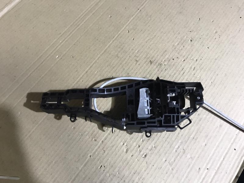Рамка ручки Bmw 3-Series F30 N26B20 задняя левая (б/у)