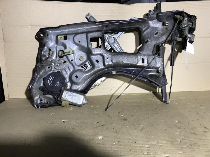 Стеклоподъемник Bmw 7-Series E32 M70B50 1990 задний правый (б/у)