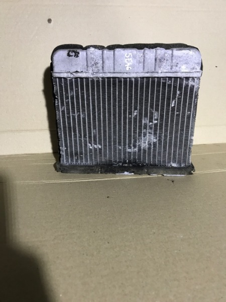 Радиатор печки Bmw 3-Series E46 M43B18 (б/у)