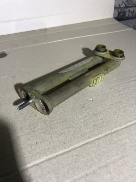 Трубка радиатора печки Bmw 3-Series E36 M40B18 (б/у)