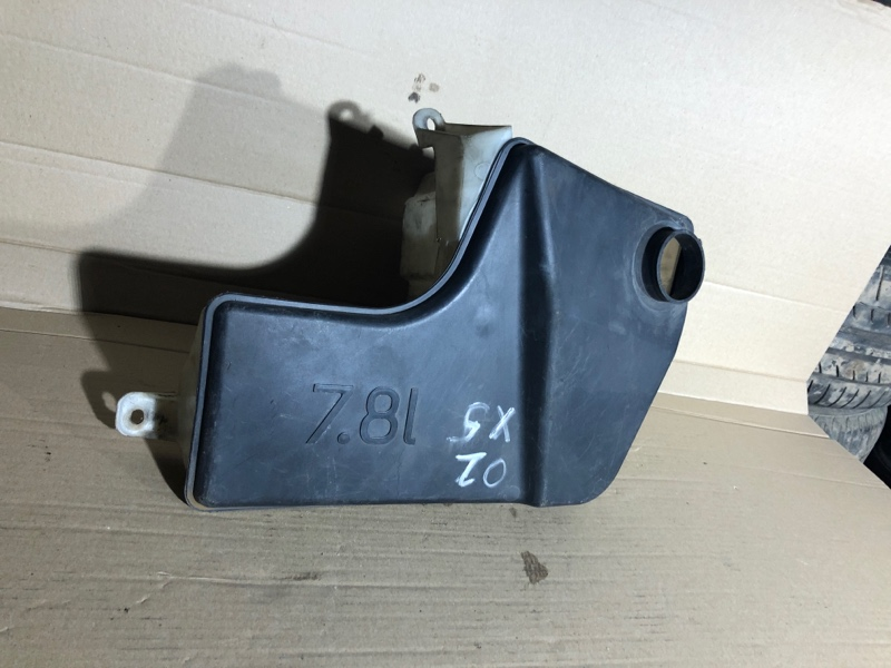 Бачок омывателя Bmw X5 E53 M57D30 (б/у)