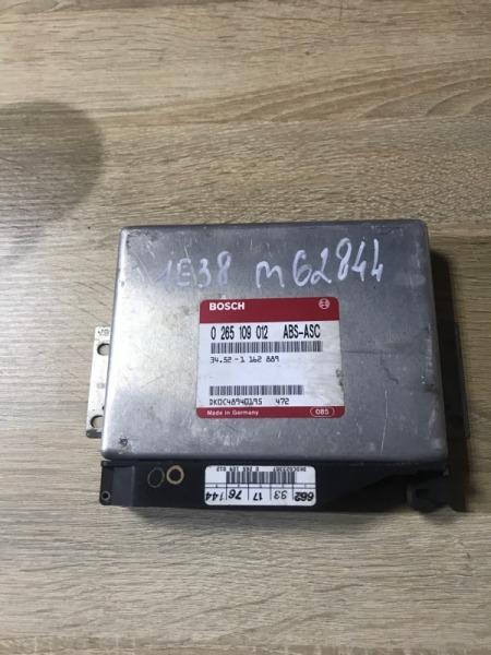 Блок управления abs Bmw 7-Series E38 M60B40 1996 (б/у)