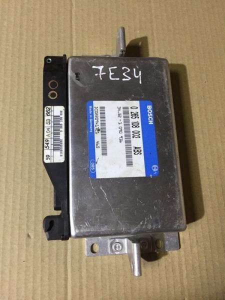Блок управления abs Bmw 5-Series E34 M43B18 1994 (б/у)