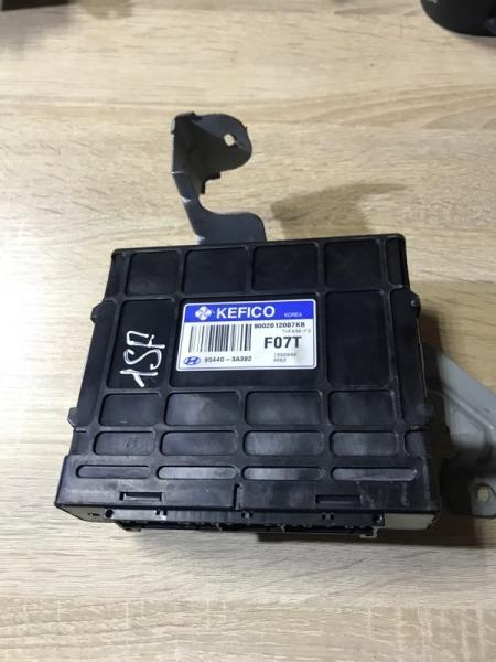 Блок управления акпп Hyundai Santa Fe CM 2.2 CRDI 2009 (б/у)