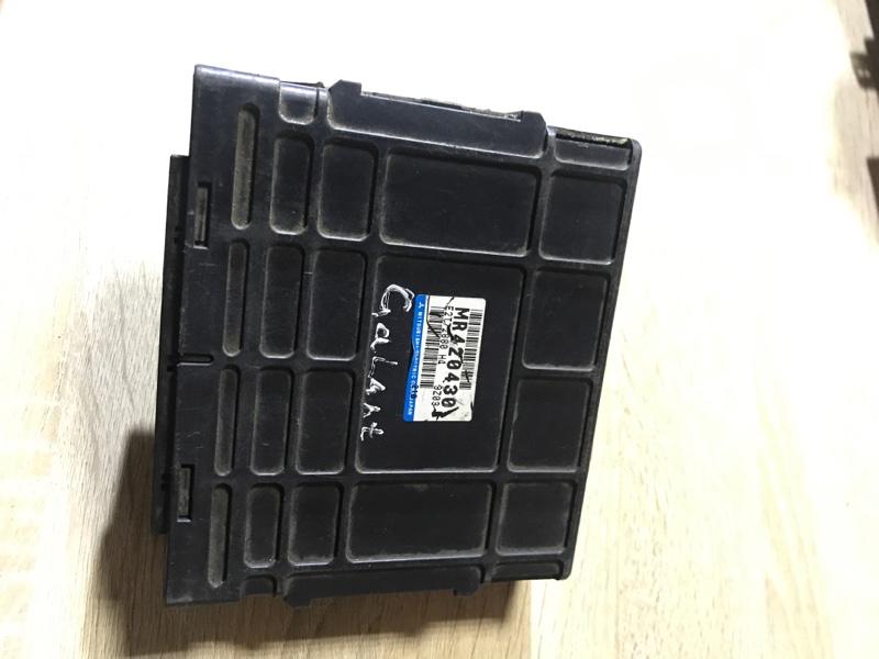 Эбу Mitsubishi Galant 8 2.4GDI (б/у)