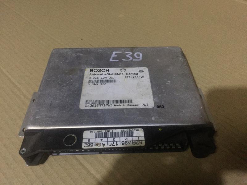 Блок управления abs Bmw 5-Series E39 M52B20 (б/у)