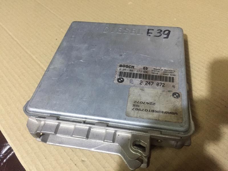 Эбу Bmw 5-Series E39 M52B20 (б/у)