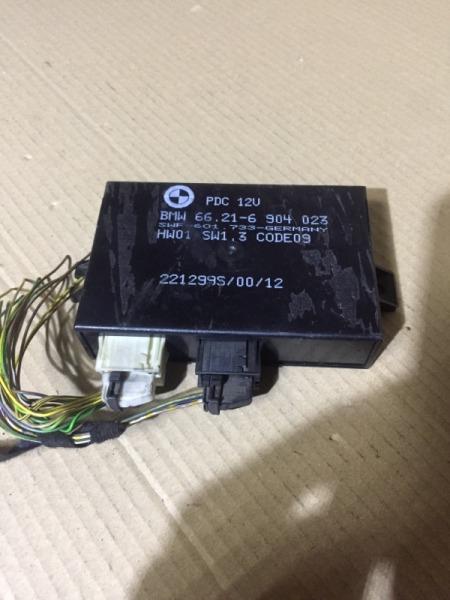 Блок управления парктрониками Bmw 3-Series E46 M47D20 1999 (б/у)