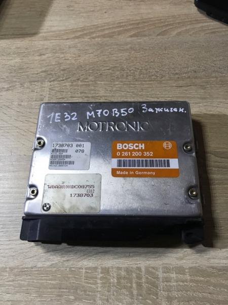 Эбу Bmw 7-Series E32 M70B50 1990 (б/у)