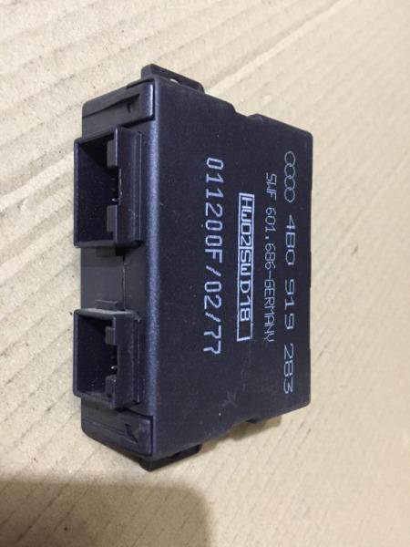 Блок управления парктрониками Audi A6 C5 2.5 AKE 2001 (б/у)