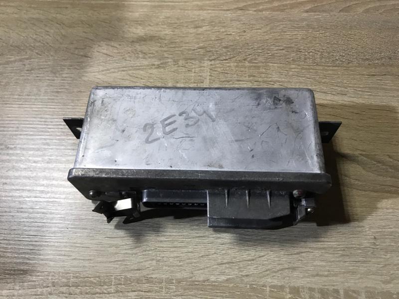 Блок управления abs Bmw 5-Series E34 M50B25 1994 (б/у)