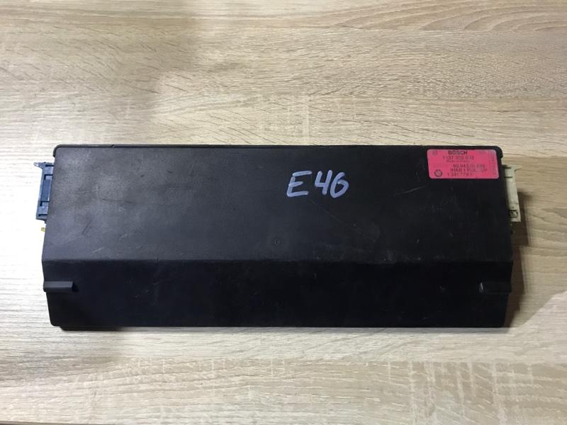 Блок управления климат-контролем Bmw 5-Series E34 M50B25 (б/у)