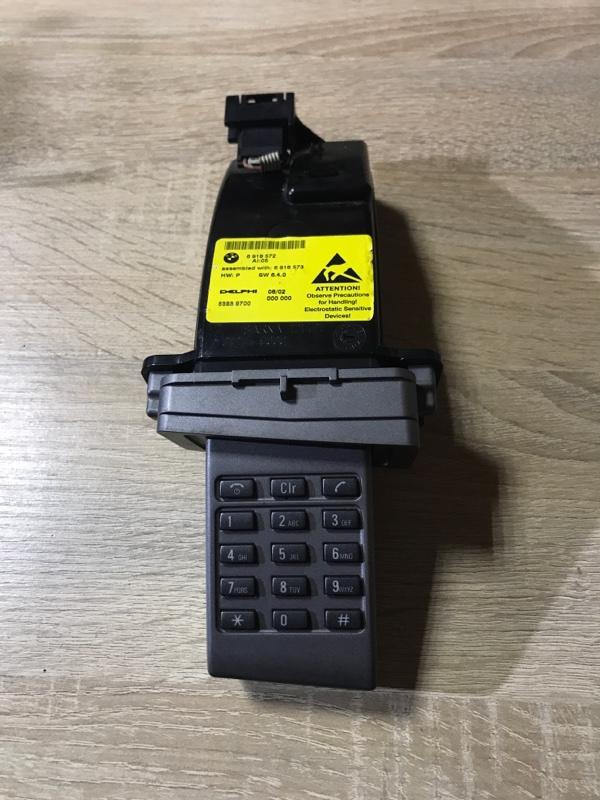 Телефон Bmw 7-Series E65 N62B44 (б/у)