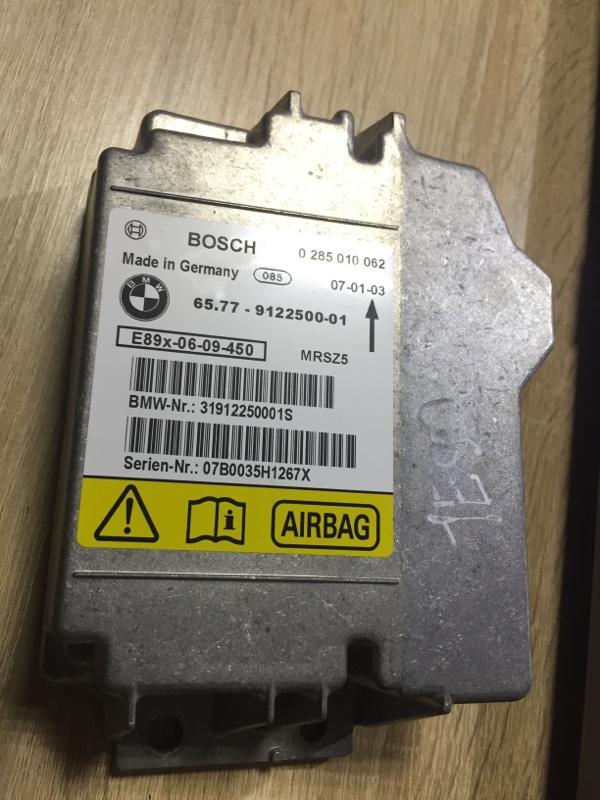 Блок управления аирбаг Bmw 3-Series E90 N46B20 2006 (б/у)