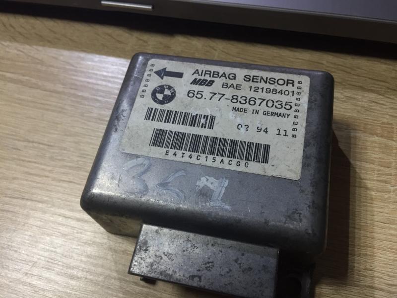 Блок управления аирбаг Bmw 3-Series E36 M40B18 (б/у)