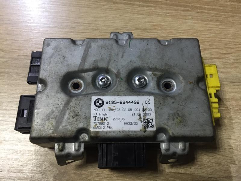 Блок управления дверьми Bmw 5-Series E60 M54B30 передний левый (б/у)