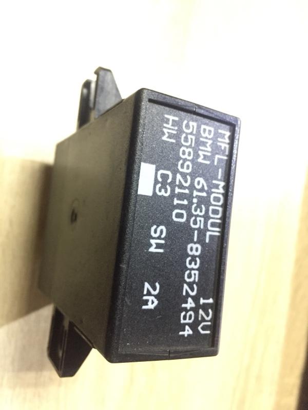 Блок управления мультирулем Bmw 7-Series E38 M60B40 1996 (б/у)