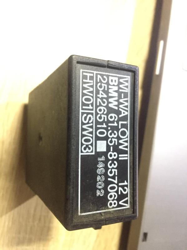 Блок управления стеклоочистителей Bmw 3-Series E36 M40B18 (б/у)