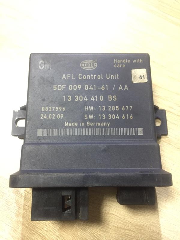 Блок ксенона Opel Vectra C 2.2 YH 2008 (б/у)