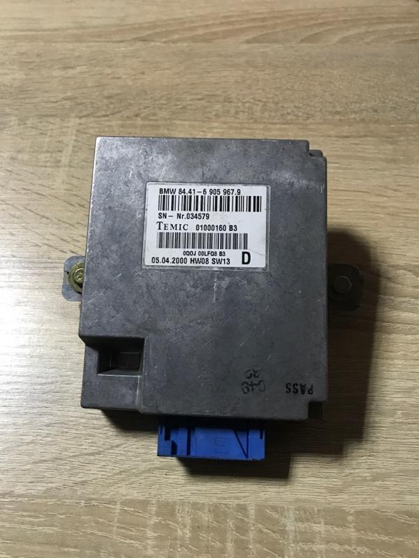 Блок системы ввода голосовых сообщений Bmw X5 E53 M57D30 (б/у)