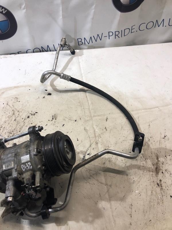 Шланг кондиционера Bmw 5-Series F10 N47D20 2013 (б/у)