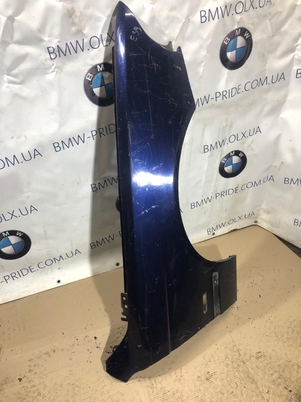 Крыло Bmw 5-Series E39 M52B20 правое (б/у)