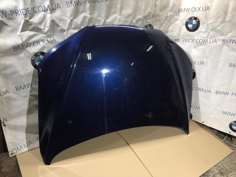 Капот Hyundai Santa Fe CM 2.2 CRDI 2009 (б/у)