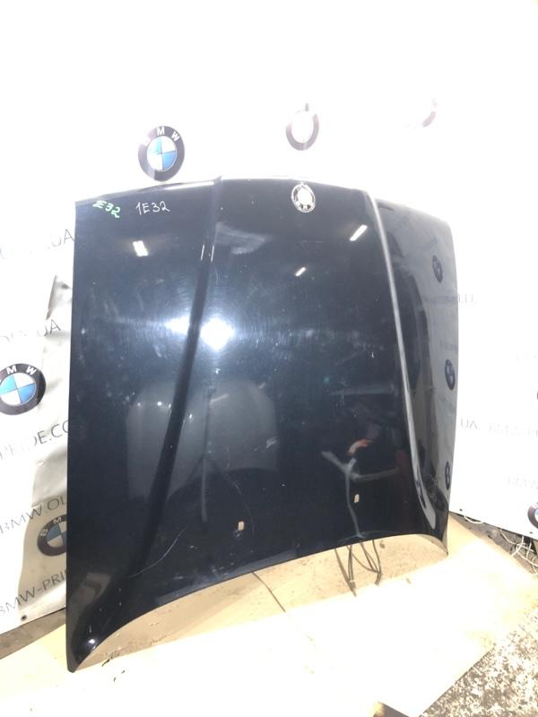 Капот Bmw 7-Series E32 M70B50 1990 (б/у)