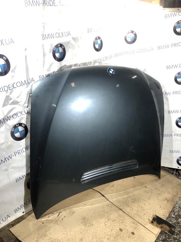 Капот Bmw 7-Series E65 N62B44 (б/у)