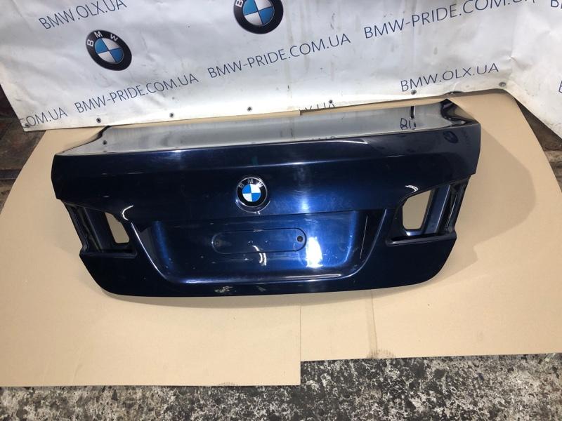Крышка багажника Bmw 5-Series F10 N47D20 2013 (б/у)